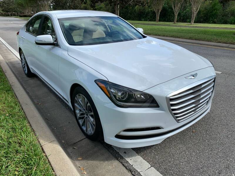 2015 Hyundai Genesis for sale at Perfection Motors in Orlando FL