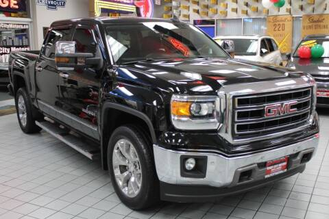 2015 GMC Sierra 1500 for sale at Windy City Motors in Chicago IL