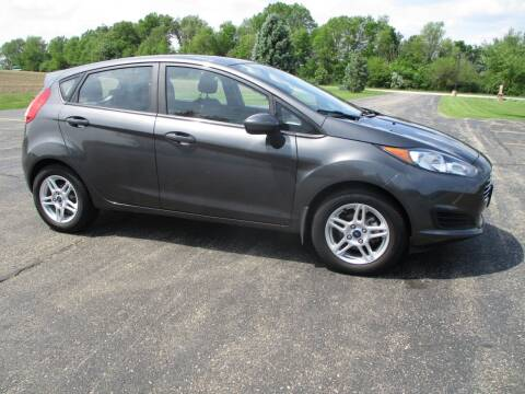 2017 Ford Fiesta for sale at Crossroads Used Cars Inc. in Tremont IL