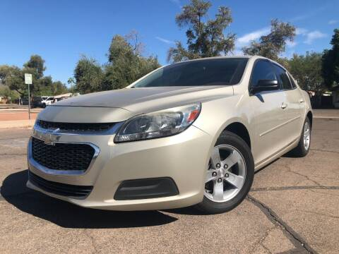 2014 Chevrolet Malibu for sale at DR Auto Sales in Glendale AZ