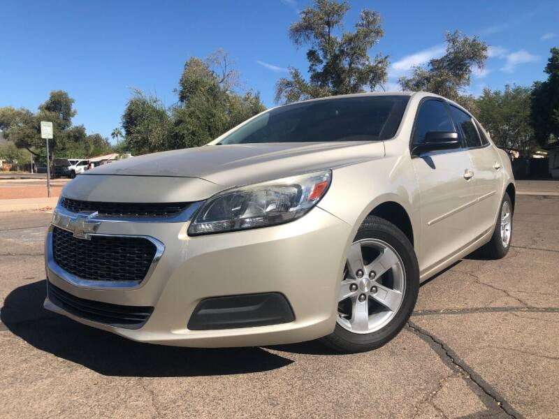 2014 Chevrolet Malibu for sale at DR Auto Sales in Glendale AZ