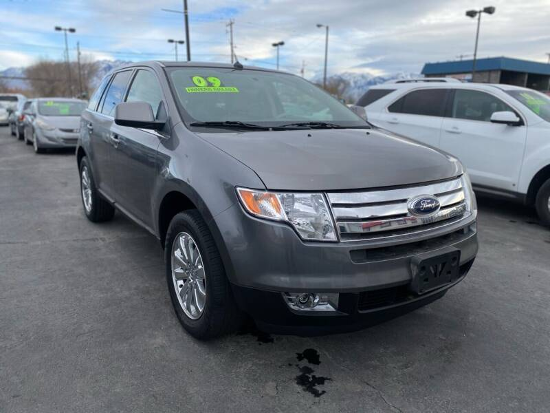2009 Ford Edge for sale at Choice Motors of Salt Lake City in West Valley  City UT