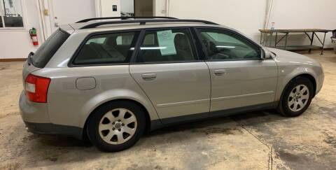 2003 Audi A4 for sale at NJ Quality Auto Sales LLC in Richmond IL
