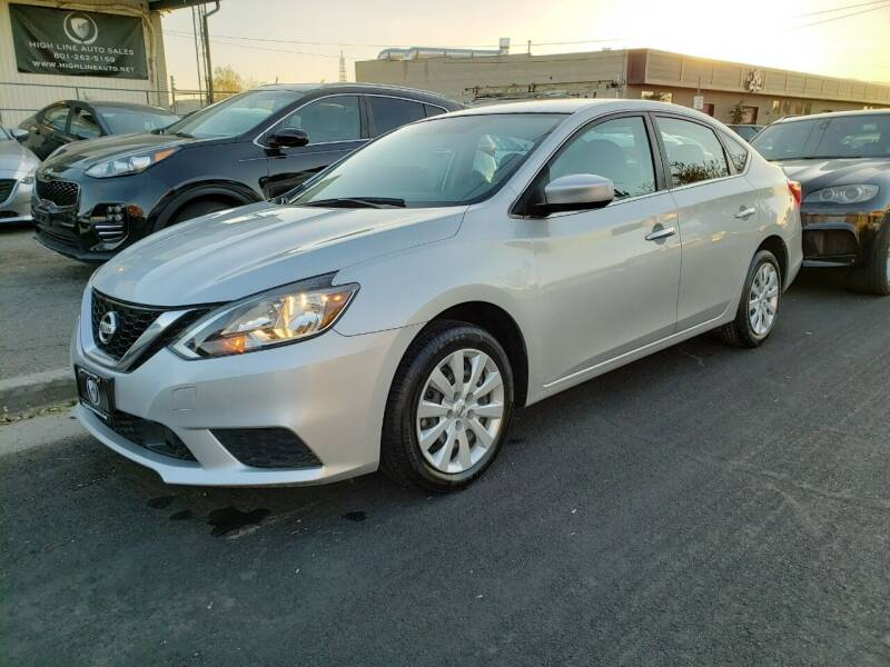 2018 Nissan Sentra for sale at High Line Auto Sales in Salt Lake City UT