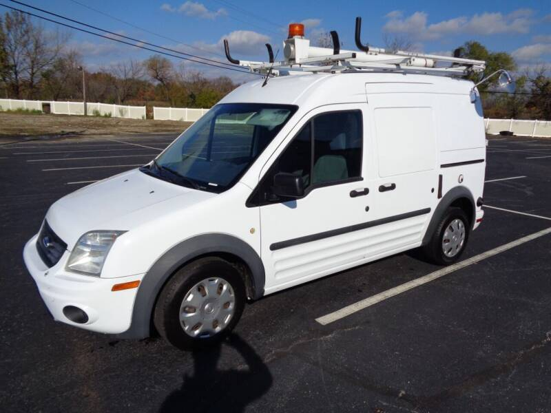 2010 Ford Transit Connect XLT 4dr Cargo Mini-Van w/o Side and Rear Glass - Palmyra NJ