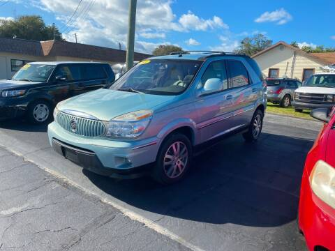 2005 Buick Rendezvous for sale at Riviera Auto Sales South in Daytona Beach FL
