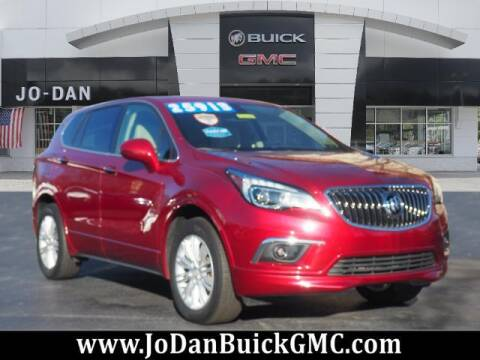 2017 Buick Envision for sale at Jo-Dan Motors in Plains PA