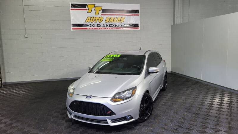 2014 Ford Focus for sale at TT Auto Sales LLC. in Boise ID