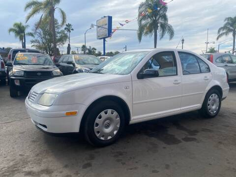 2002 Volkswagen Jetta for sale at 3K Auto in Escondido CA