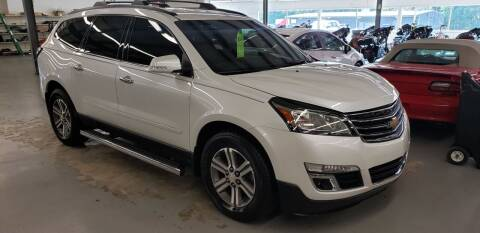 2017 Chevrolet Traverse for sale at Adams Enterprises in Knightstown IN