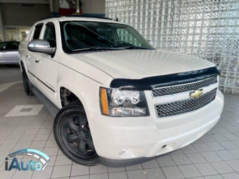 2011 Chevrolet Avalanche for sale at iAuto in Cincinnati OH