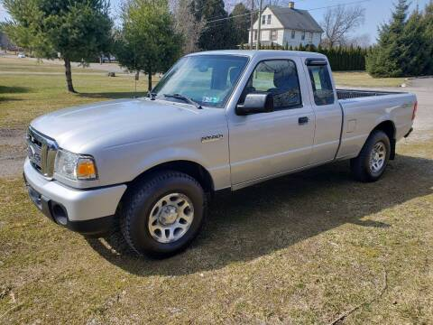 2010 Ford Ranger for sale at Motorsports Motors LLC in Youngstown OH