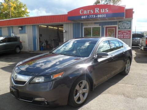2013 Acura TL for sale at Cars R Us in Binghamton NY