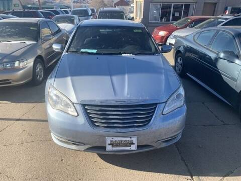 2012 Chrysler 200 for sale at Daryl's Auto Service in Chamberlain SD