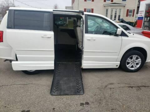 2013 Dodge Grand Caravan for sale at TC Auto Repair and Sales Inc in Abington MA
