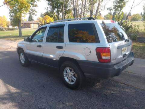 2004 Jeep Grand Cherokee for sale at Wolf's Auto Inc. in Great Falls MT