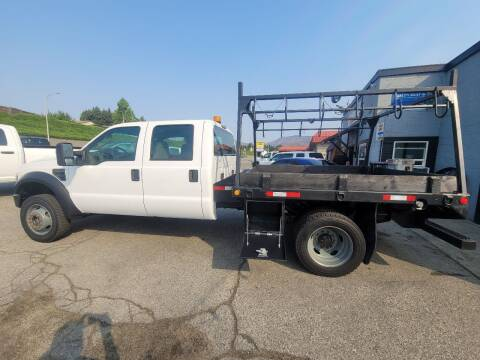 2009 Ford F-550 Super Duty for sale at Independent Performance Sales & Service in Wenatchee WA