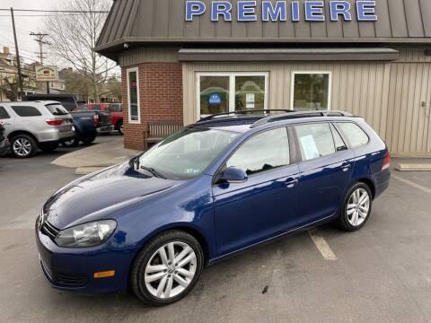 2013 Volkswagen Jetta for sale at Premiere Auto Sales in Washington PA