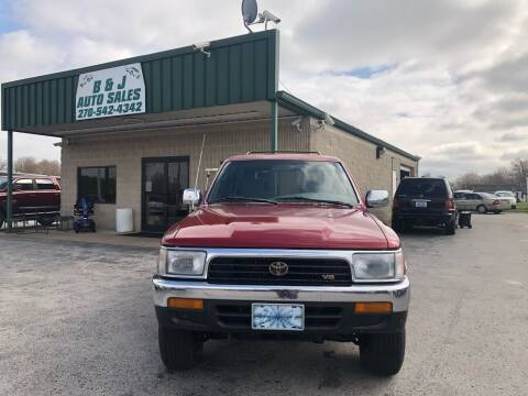 1994 Toyota 4Runner for sale at B & J Auto Sales in Auburn KY
