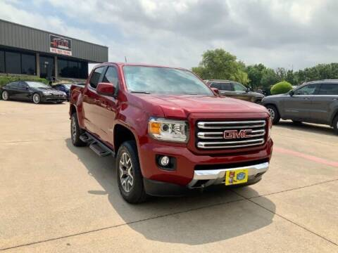 2017 GMC Canyon for sale at KIAN MOTORS INC in Plano TX