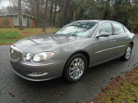 2008 Buick LaCrosse for sale at City Imports Inc in Matthews NC