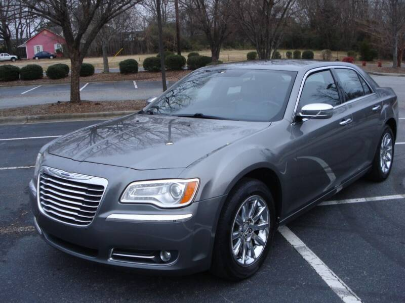 2011 Chrysler 300 for sale at Uniworld Auto Sales LLC. in Greensboro NC