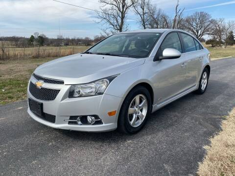 2013 Chevrolet Cruze for sale at Champion Motorcars in Springdale AR