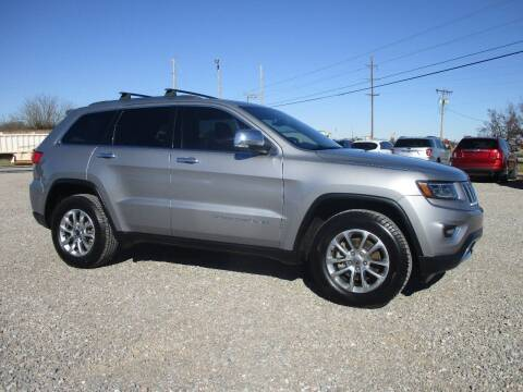 2014 Jeep Grand Cherokee for sale at LK Auto Remarketing in Moore OK