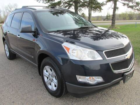 2010 Chevrolet Traverse for sale at Buy-Rite Auto Sales in Shakopee MN
