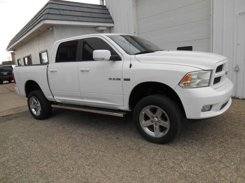 2010 Dodge Ram Pickup 1500 for sale at Unity Motors LLC in Jenison MI