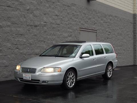 2006 Volvo V70 for sale at Gilroy Motorsports in Gilroy CA