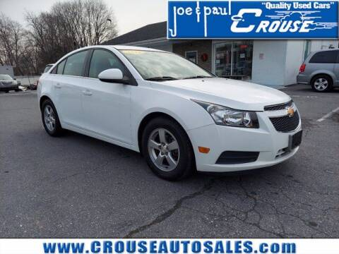 2014 Chevrolet Cruze for sale at Joe and Paul Crouse Inc. in Columbia PA