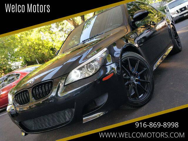 2009 BMW M5 for sale in Rancho Cordova, CA