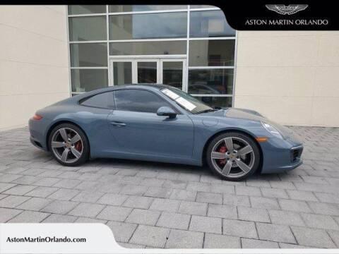 2017 Porsche 911 for sale at Orlando Infiniti in Orlando FL