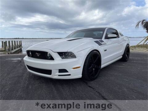 2013 Ford Mustang for sale at Coast to Coast Imports in Fishers IN