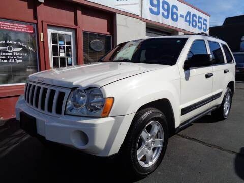 2005 Jeep Grand Cherokee for sale at Best Choice Auto Sales Inc in New Bedford MA