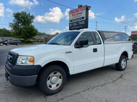 2008 Ford F-150 for sale at Unlimited Auto Group in West Chester OH