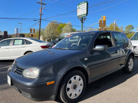 2004 Volkswagen Golf for sale at MURPHY BROTHERS INC in North Weymouth MA