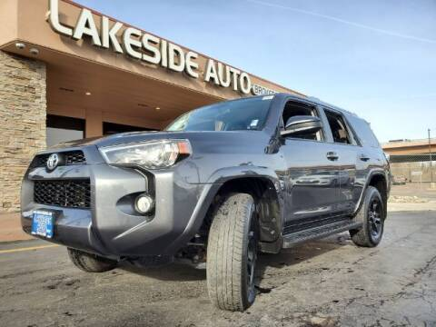 2018 Toyota 4Runner for sale at Lakeside Auto Brokers Inc. in Colorado Springs CO