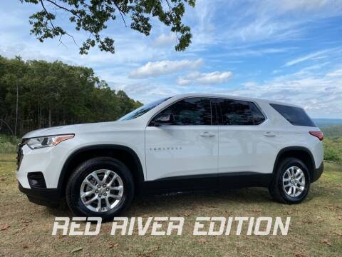 2018 Chevrolet Traverse for sale at RED RIVER DODGE - Red River of Malvern in Malvern AR