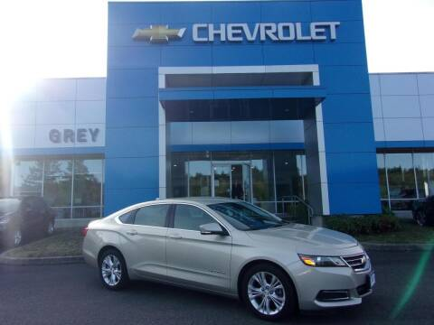 2014 Chevrolet Impala for sale at Grey Chevrolet, Inc. in Port Orchard WA