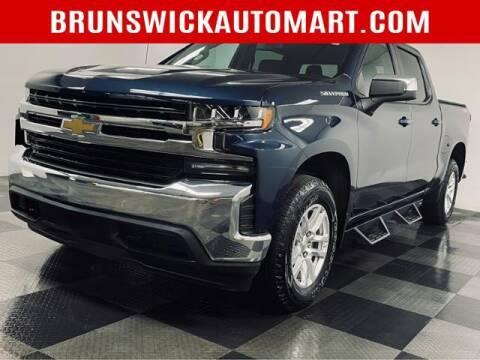 2020 Chevrolet Silverado 1500 for sale at Brunswick Auto Mart in Brunswick OH
