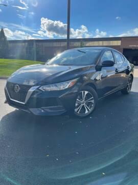 2021 Nissan Sentra for sale at Car Stars in Elmhurst IL