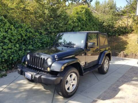 2007 Jeep Wrangler for sale at Best Quality Auto Sales in Sun Valley CA