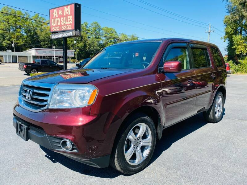 2014 Honda Pilot for sale at A & M Auto Sales, Inc in Alabaster AL