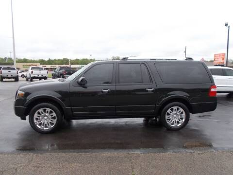 2013 Ford Expedition EL for sale at West TN Automotive in Dresden TN