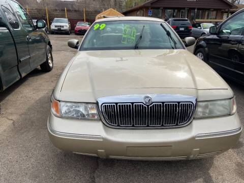 1999 Mercury Grand Marquis for sale at Automotive Center in Detroit MI