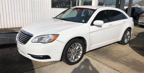 2013 Chrysler 200 for sale at Baton Rouge Auto Sales in Baton Rouge LA