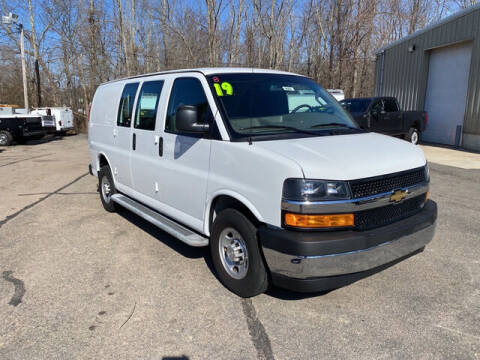 2019 Chevrolet Express Cargo for sale at Auto Towne in Abington MA