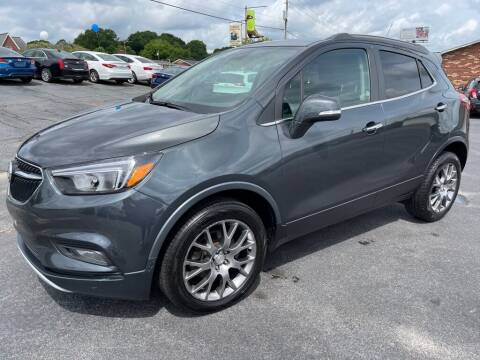 2017 Buick Encore for sale at Modern Automotive in Boiling Springs SC